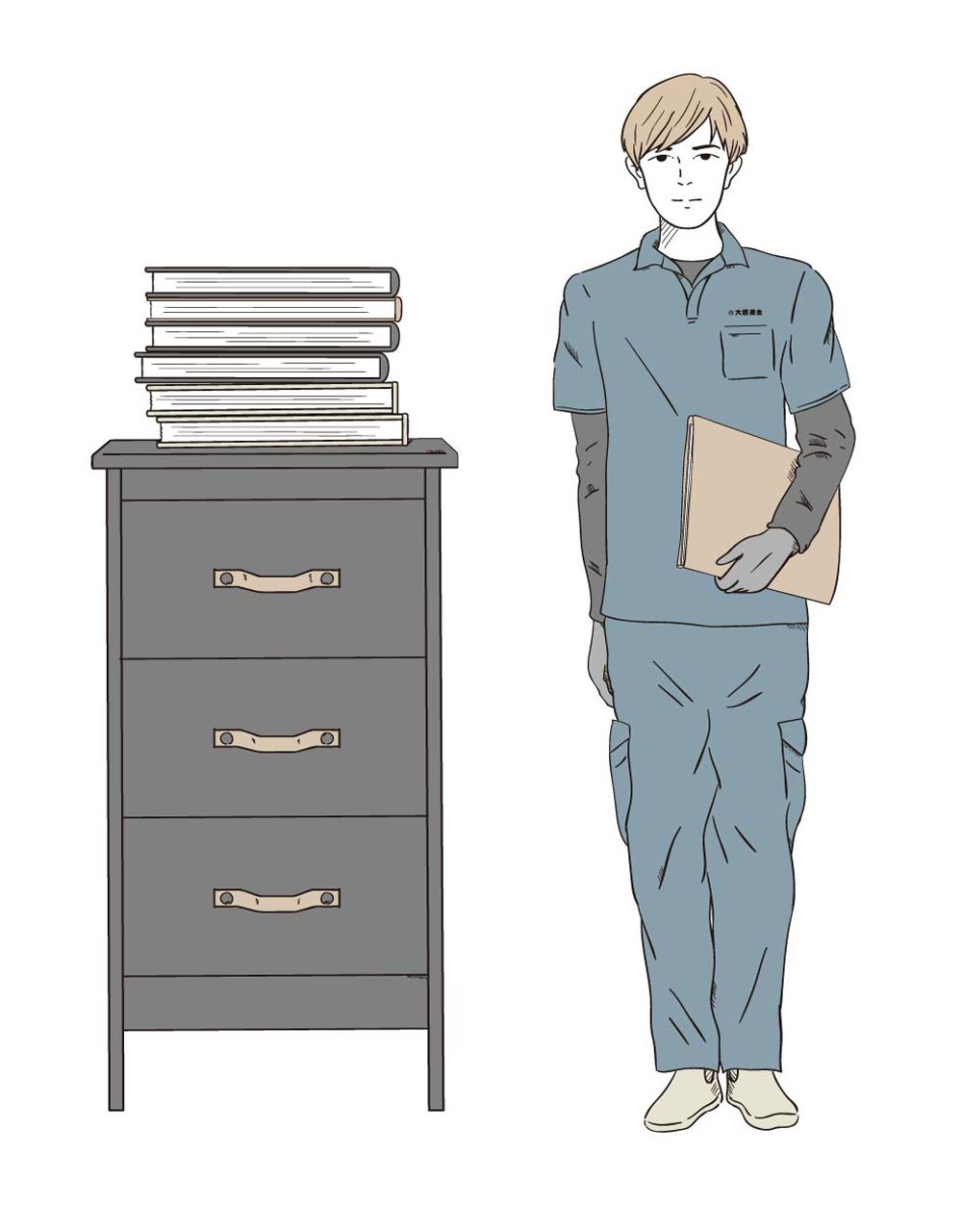 遺品整理・事故物件対応・ごみ屋敷の片付け